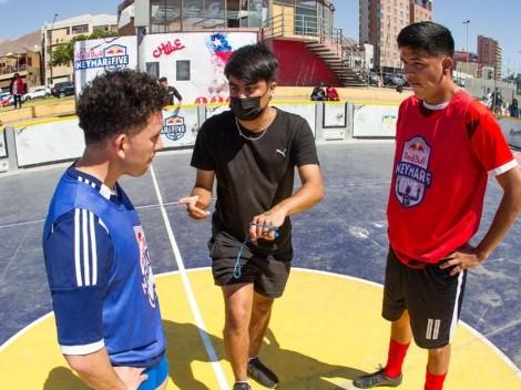Red Bull Neymar Jr´s Five llega a Valparaíso