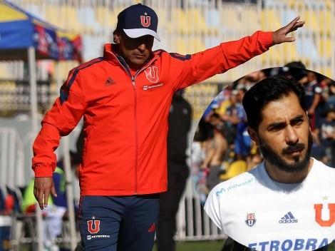 """Johnny a Valencia: """"Si tiene que cambiar el arquero, lo cambia"""""""
