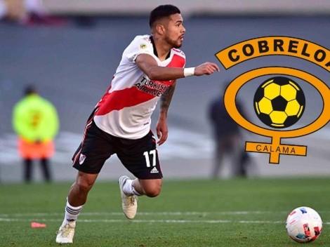Ojo Muñeco: revelan que Paulo Díaz era delantero goleador en Cobreloa