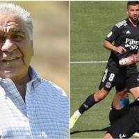 Reinaldo Sánchez pide la suspensión del partido de Colo Colo