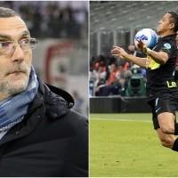 El viejo Beppe Bergomi se pone en la buena con Alexis