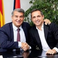 Oficial: Sergi Barjuán reemplazará a Koeman en el Barcelona