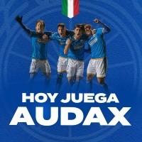 Audax confirma el partido de hoy frente a Colo Colo