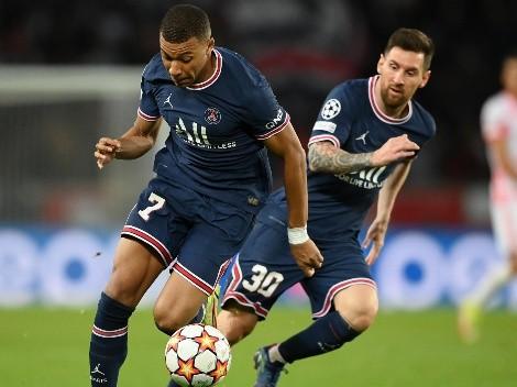 Mermados: Mbappé es baja en PSG y Messi es duda