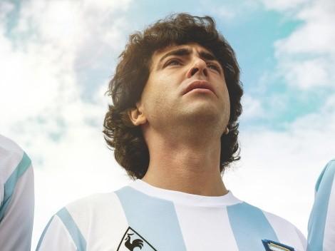 ¿Quiénes interpretan a Diego en Maradona: Sueño Bendito?