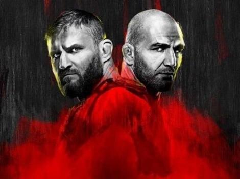Horario: Teixeira busca el título de Blachowicz en UFC 267