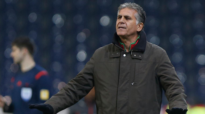 Carlos Queiroz fue presentado como entrenador de la selección de Colombia