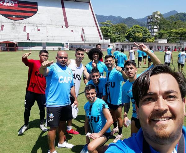 Conmebol Sudamericana Deportes Antofagasta rescató un empate ante Fluminense en Brasil