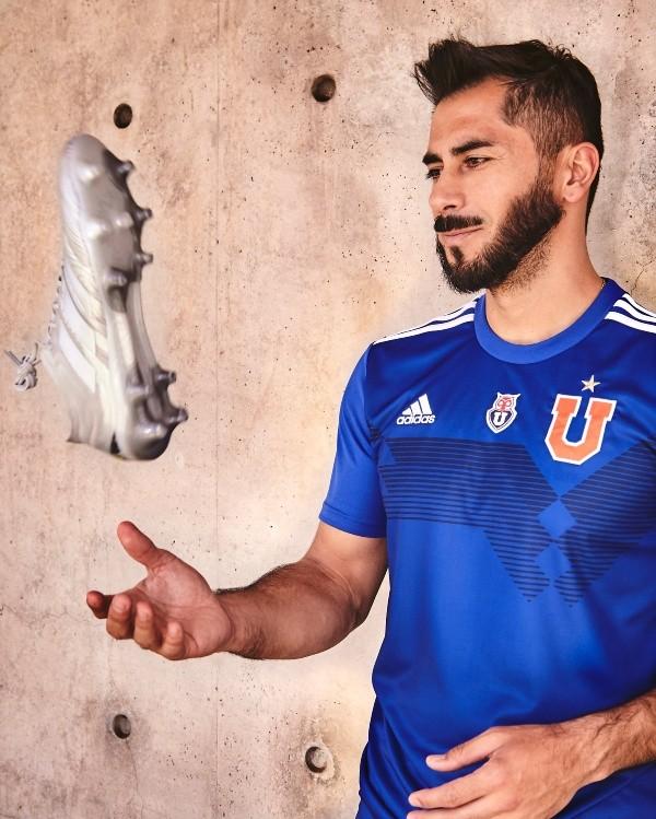 Mira la nueva camiseta de la Universidad de Chile