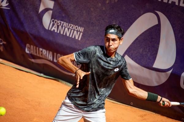El zurdo ya debutó en la Copa Davis y ATP Cup- Getty