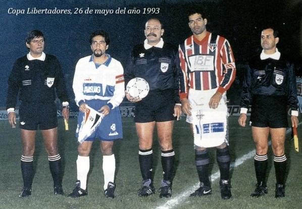 Polémica! En Brasil recuerdan la goleada de Sao Paulo sobre Universidad  Católica en la final de Copa Libertadores 1993