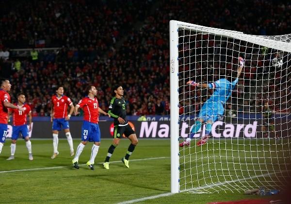 Resultado Chile Vs Mexico En La Copa America 2015 El Resumen De Un Nuevo Paso A La Gloria De La Generacion Dorada Redgol