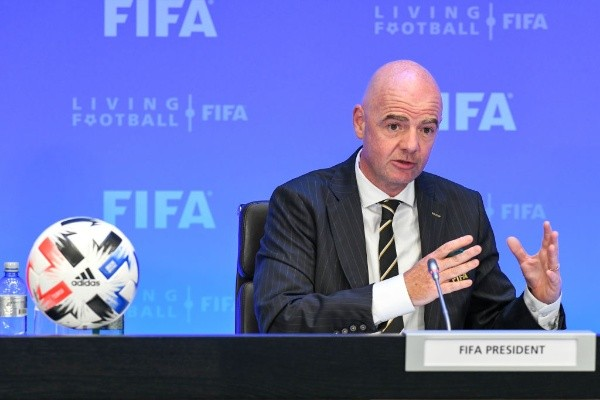 Abren una investigación penal al presidente de la FIFA, Gianni Infantino