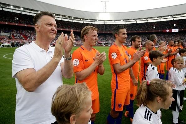 Louis van Gaal: