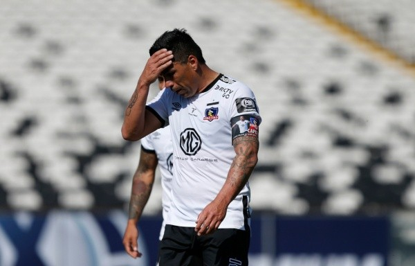 Paredes ante Wanderers