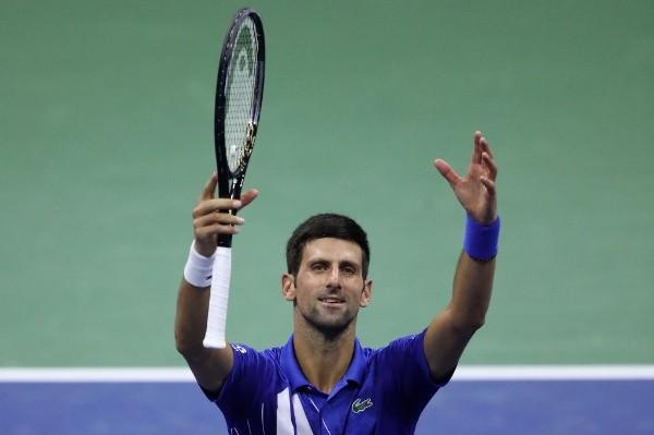 Us Open Novak Djokovic Supera A Jan Lennard Struff Y Se Mete En Octavos De Final Redgol