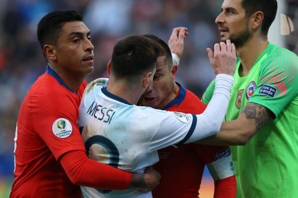 Eliminatorias: Argentina informa que Lionel Messi puede jugar y Chile  espera lo mismo por Gary Medel   RedGol