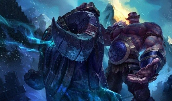 Braum en League of Legends