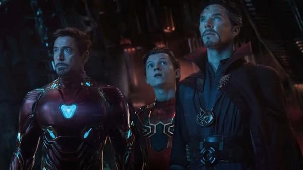 Spider-Man: El Doctor Strange de Benedict Cumberbatch estará en la próxima  película con Tom Holland | RedGol