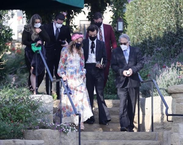 Harry Styles | Olivia Wilde: TMZ asegura que el ex One Direction y la  actriz son pareja | RedGol