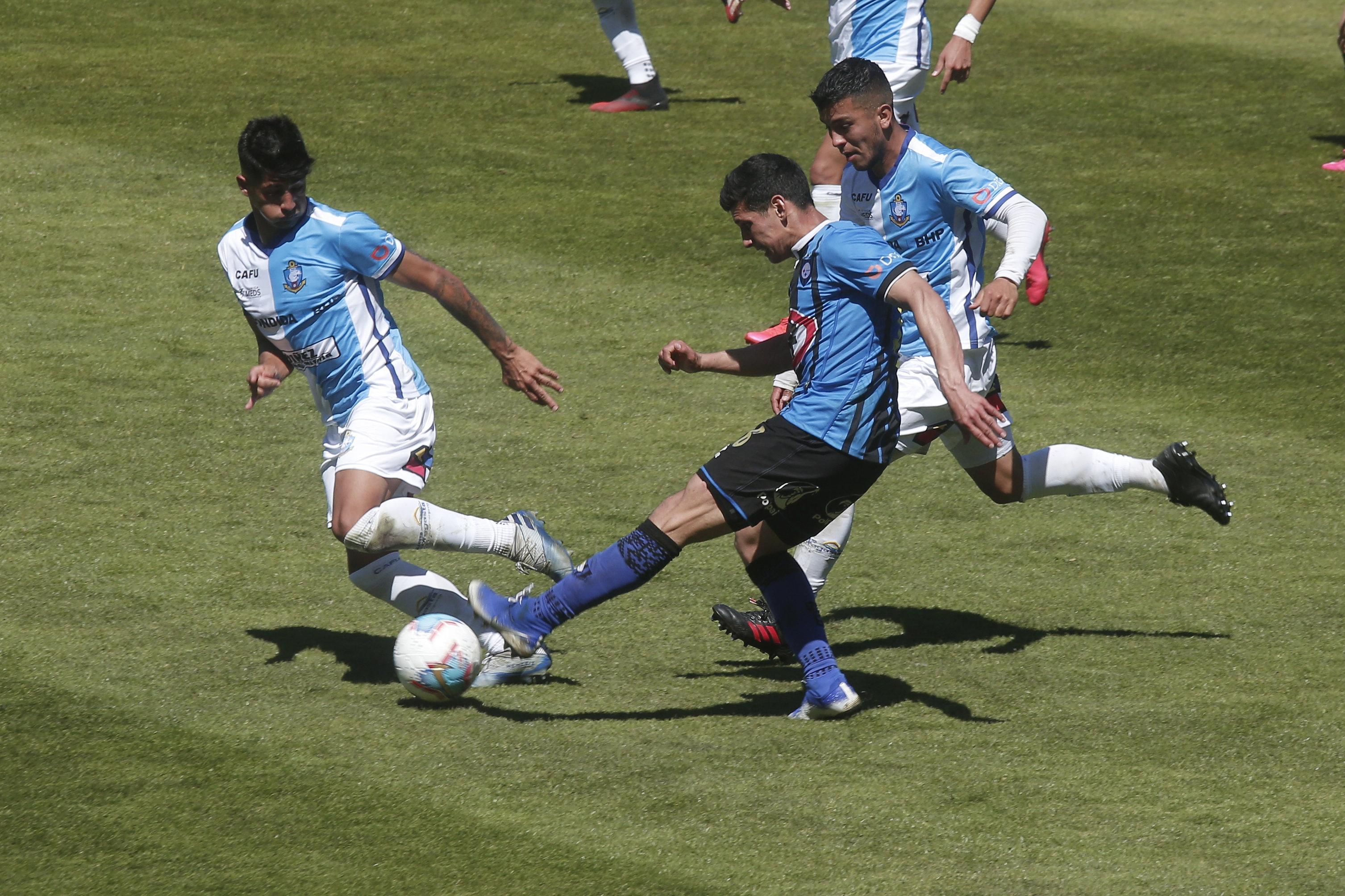 Copa Sudamericana: Deportes Antofagasta - Huachipato y Cobresal - Palestino tienen árbitros definidos con Felipe González y Nicolás Gamboa   RedGol