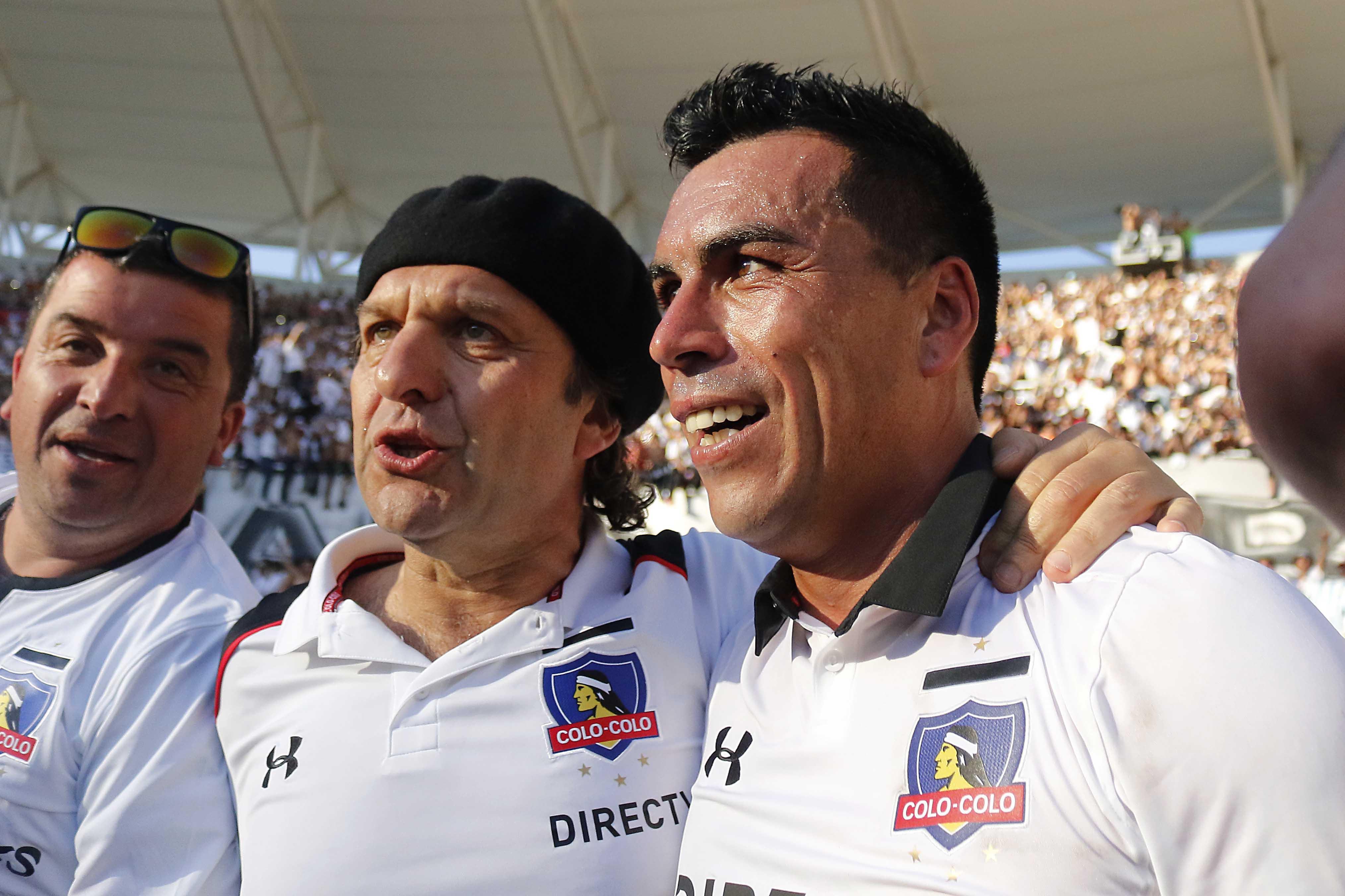 Colo Colo: Esteban Paredes sorprende, habla de volver al Cacique y acusa traición de un viejo amigo | RedGol