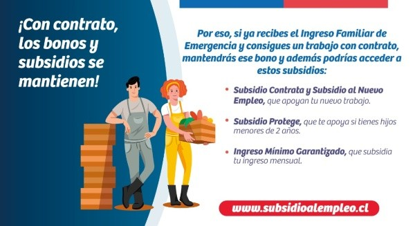 Subsidio Al Nuevo Empleo Como Postular Al Beneficio Este Mes Requisitos Y Fechas De Pago Del Bono